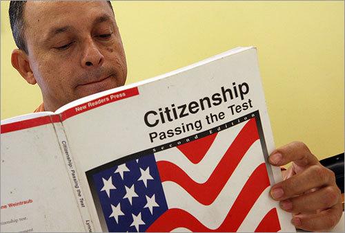 statsborgerskabstest
